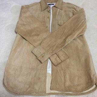 ニジュウサンク(23区)の皮のジャケット(レザージャケット)