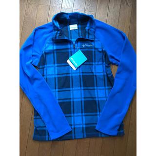 コロンビア(Columbia)のColumbia ハーフジップフリースシャツ(ジャケット/上着)