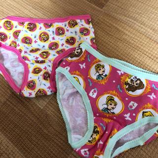 Disney - プリンセス パンツ