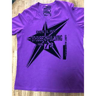 ディーゼル(DIESEL)のDIESELTシャツ(Tシャツ(半袖/袖なし))