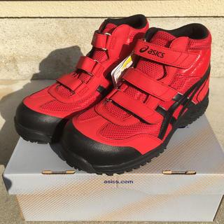 アシックス(asics)の安全靴 アシックス ウィンジョブ 42S(その他)