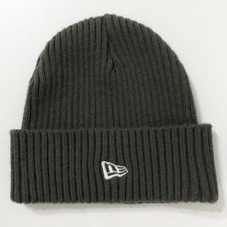 ニューエラー(NEW ERA)のNEWERA ニットキャップ ニューエラ ニット帽 ビーニー(ニット帽/ビーニー)