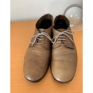 エヴァムエヴァ(evam eva)の★evam eva オシャレな革靴 レザーシューズ 36(ローファー/革靴)
