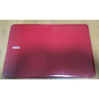 エヌイーシー(NEC)のジャンク☆NEC LaVie PC-LS150CS1YR カバーセット ノート(ノートPC)