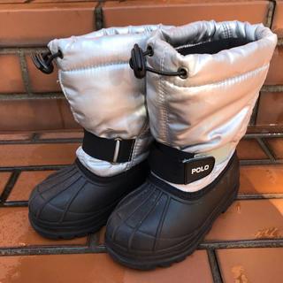 ポロラルフローレン(POLO RALPH LAUREN)のスノーブーツ(ブーツ)