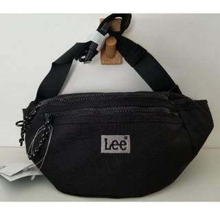 リー(Lee)のLee WAIST BAG(Black)(ボディバッグ/ウエストポーチ)
