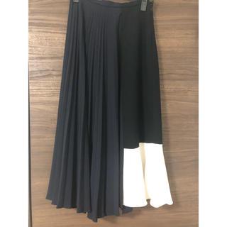 ルシェルブルー(LE CIEL BLEU)のルシェルブルー 36(ひざ丈スカート)