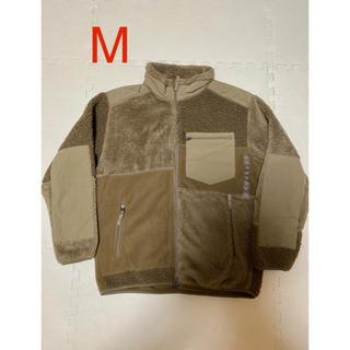 エンジニアードガーメンツ(Engineered Garments)のエンジニアードガーメンツ×UNIQLO  コンビネーションフリースジャケットM(ブルゾン)