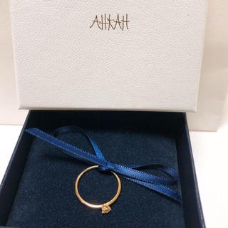 アーカー(AHKAH)のAHKAH指輪(リング(指輪))