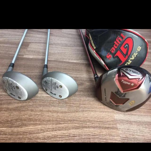 wilson(ウィルソン)のゴルフ用品 ウィルソン スポーツ/アウトドアのゴルフ(その他)の商品写真