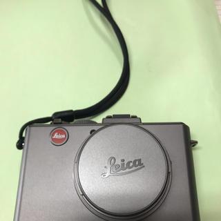 LEICA - 限定チタンLEICA D-LUX 5 牛革ケース付き1000台限定品