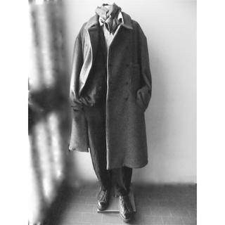 ポールハーデン(Paul Harnden)のGEOFFREY B. SMALL カシミア アトリエコート(チェスターコート)