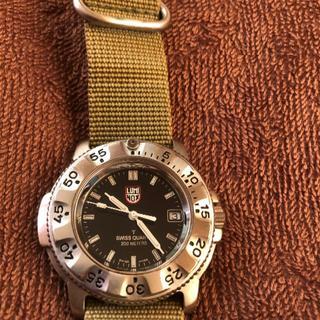 ルミノックス(Luminox)のルミノックス・ステンレス ネイビーシールズ(腕時計(アナログ))