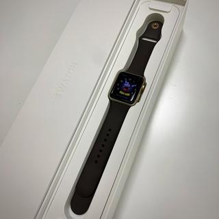 アップルウォッチ(Apple Watch)のアップルウォッチ シリーズ2  Apple Watch series2 42ミリ(腕時計(デジタル))