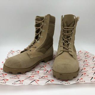 ロスコ(ROTHCO)のROTHCO DESERT BOOT ロスコ デザートタンスピードレースブーツ(ブーツ)