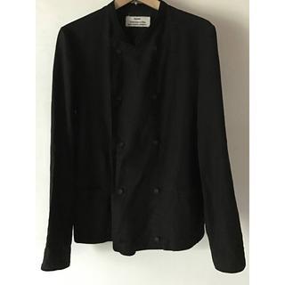 ポールハーデン(Paul Harnden)のkaval Stand collar jacket double スタンドカラー(テーラードジャケット)