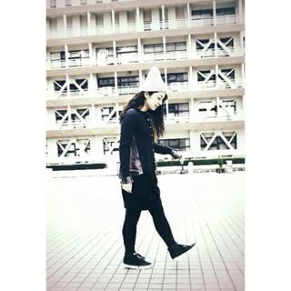 ハイク(HYKE)のHYKE【ハイク】ニットキャップ ニット帽 レディース 新品未使用(ニット帽/ビーニー)