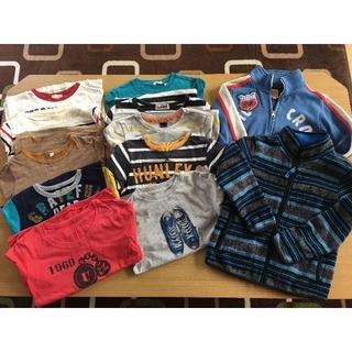 男の子 120センチロンT 上着 12枚まとめ売り(Tシャツ/カットソー)
