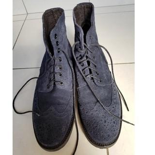 ビューティアンドユースユナイテッドアローズ(BEAUTY&YOUTH UNITED ARROWS)のスエードブーツ(ブーツ)