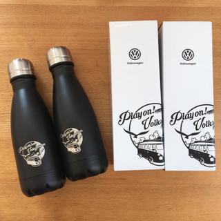 フォルクスワーゲン(Volkswagen)のフォルクスワーゲン ペア 2個セット マグボトル 水筒 非売品 ノベルティ(ノベルティグッズ)