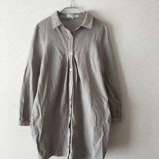 アダムエロぺ(Adam et Rope')のアダムエロペ 日本製 バルーンシャツ(シャツ/ブラウス(長袖/七分))