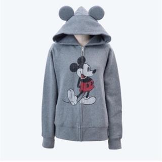 ミッキーマウス(ミッキーマウス)のDisneyland購入 ミッキーパーカーセット(パーカー)