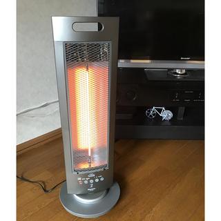 即暖&強弱&タイマー機能付  電気ヒーター(電気ヒーター)