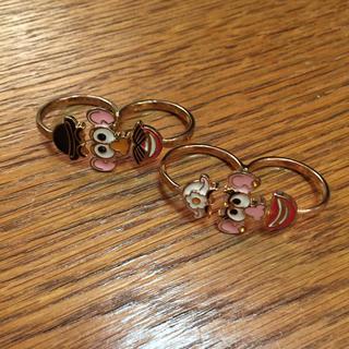 Disney - ポテトヘッド ミセスポテトヘッド 指輪  リング