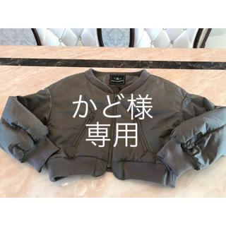 GRACE CONTINENTAL - グレースコンチネンタル ショート丈 MA-1