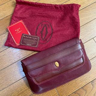 カルティエ(Cartier)のCartier クラッチバッグ(クラッチバッグ)