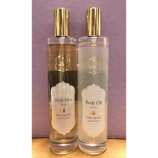 ラリン(Laline)のLaline ボディミスト&オイル 100㎖ ムスクの香り(ボディオイル)