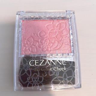 セザンヌケショウヒン(CEZANNE(セザンヌ化粧品))のセザンヌ パールグロウチーク ゴールドピーチ(チーク)