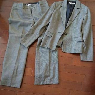 ナチュラルビューティーベーシック(NATURAL BEAUTY BASIC)のNATURAL BEAUTY BASIC パンツスーツ(スーツ)