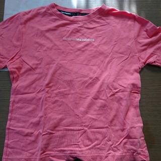 ニューバランス(New Balance)の良品 new balance レディースTシャツ(Tシャツ(半袖/袖なし))