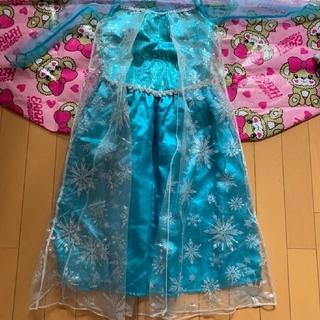 アナトユキノジョオウ(アナと雪の女王)のAyana mirei0919様専用アナと雪の女王 エルサ ドレス(衣装)