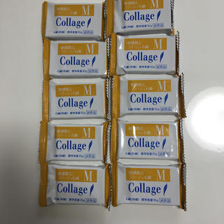 コラージュフルフル(コラージュフルフル)の*コラージュM*敏感 普通肌・混合肌用石鹸*10個*合計160g*(洗顔料)