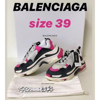 バレンシアガ(Balenciaga)のBALENCIAGA トリプルS サイズ39(スニーカー)