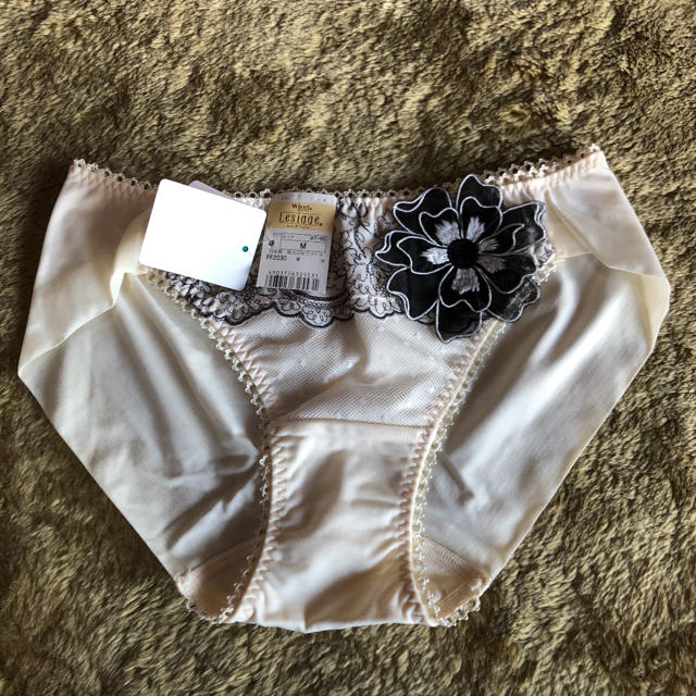 Wacoal(ワコール)のレシアージュ ブラ&ショーツセット レディースの下着/アンダーウェア(ブラ&ショーツセット)の商品写真