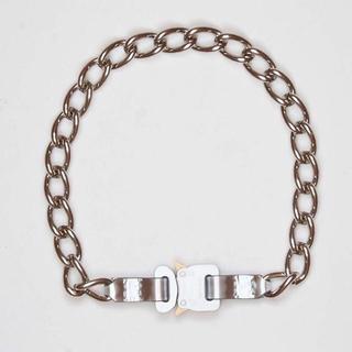 バレンシアガ(Balenciaga)のalyx silver chain necklace(ネックレス)