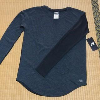 ニューバランス(New Balance)のnew balance 長袖Tシャツ☆新品(Tシャツ(長袖/七分))