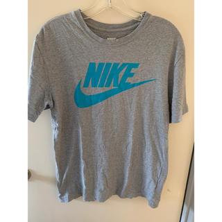 ナイキ(NIKE)の【NIKE】人気のロゴ配置Tシャツ グレー(Tシャツ/カットソー(半袖/袖なし))