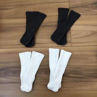 ザラキッズ(ZARA KIDS)のザラベビー12cm〜13cm靴下4足セット(靴下/タイツ)