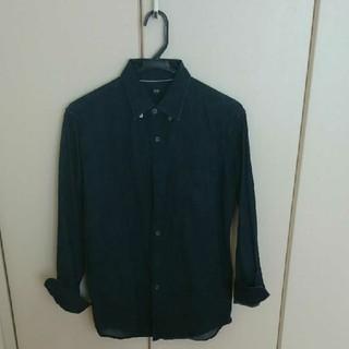 ユニクロ(UNIQLO)のUNIQLO men's デニムシャツ(シャツ)