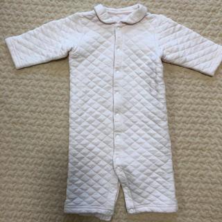 COMME CA ISM - コムサ ベビー服 キルティングカバーオール