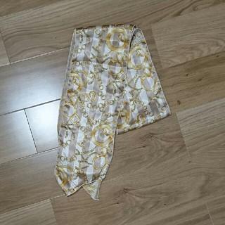 ゴールド スカーフ(バンダナ/スカーフ)