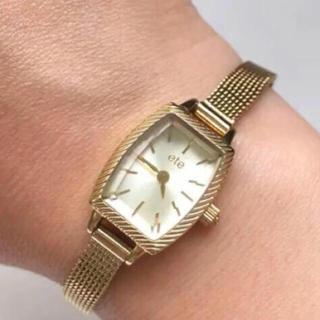 エテ(ete)のrii@プロフ必読様専用☆ete  腕時計 ジュエリーウォッチ 美品 ※箱付き(腕時計)