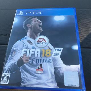 プレイステーション4(PlayStation4)のFIFA 18 PS4版(家庭用ゲームソフト)