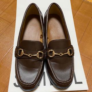 ジーユー(GU)のGU 完売商品 ビットローファー (ローファー/革靴)