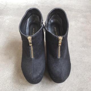 アベイル(Avail)のショートブーツ(ブーツ)