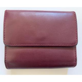 スライ(SLY)のSLY 本革 ミニ財布(財布)